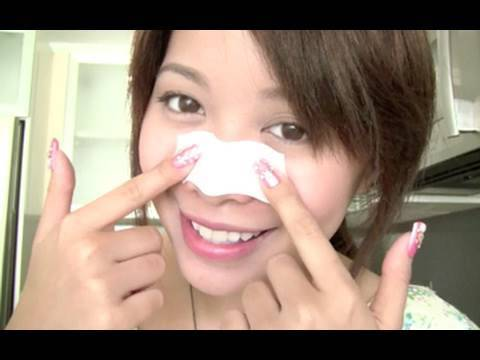 How To Make Your Own Pore Strips to Remove Blackheads from Nose