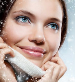 Relief for Dry Skin during Winter